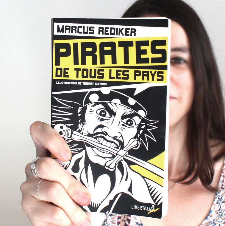 Pirates de tous les pays, Marcus Rediker