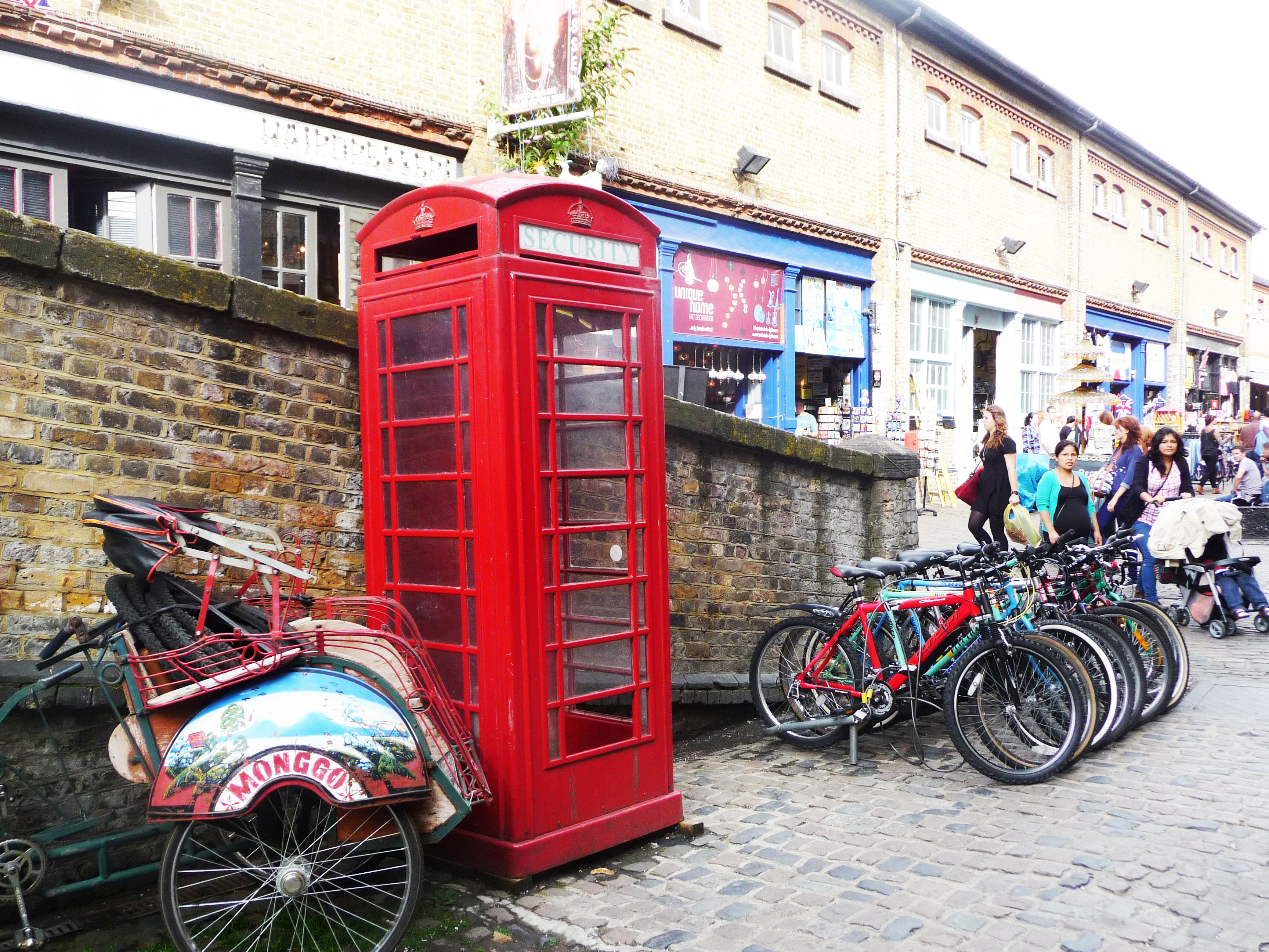 Londres, Camden market