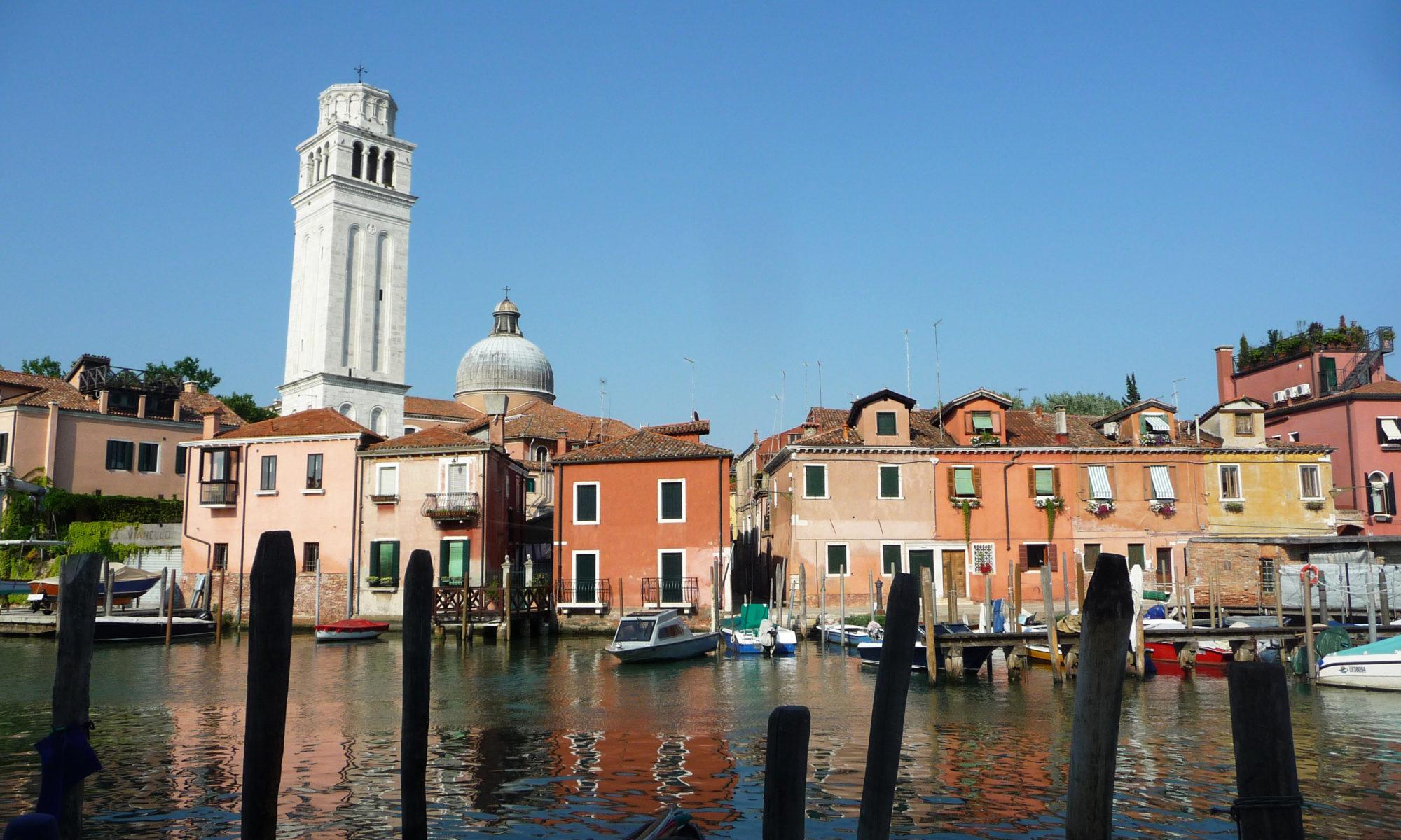 Venise, quartier du Castello