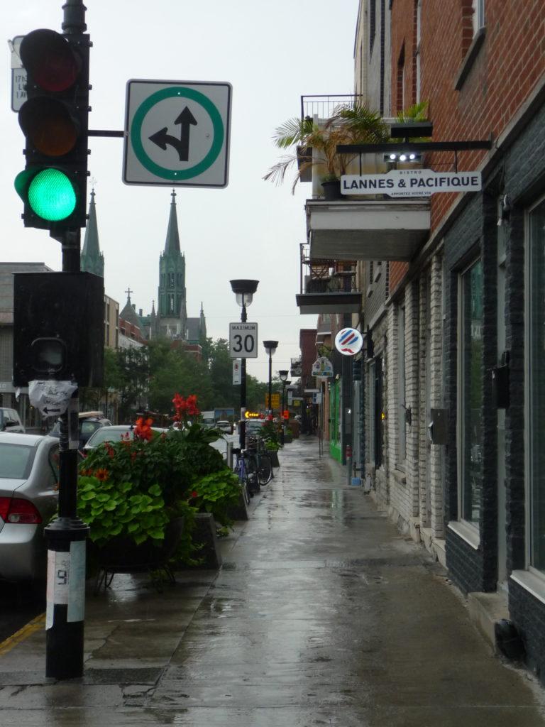 Canada, Montréal, Mile End