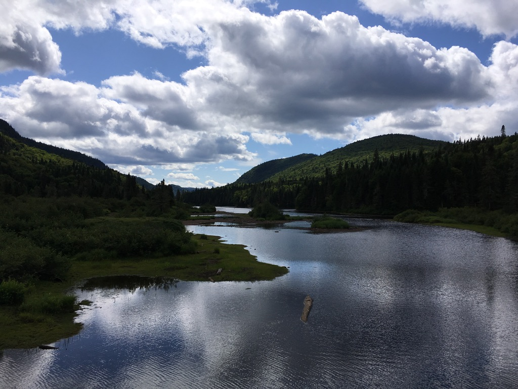 Parc national de la Jacques Cartier, Québec, Canada