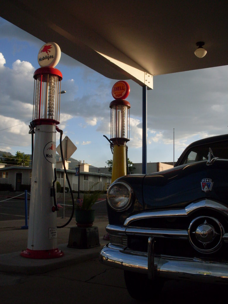 Williams, route 66, Arizona
