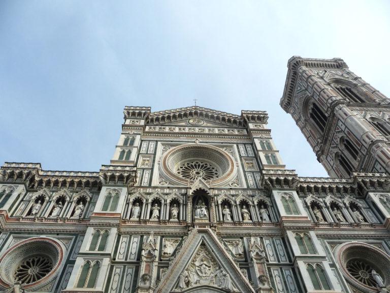 Duomo santa del fiore, Florence, Italie