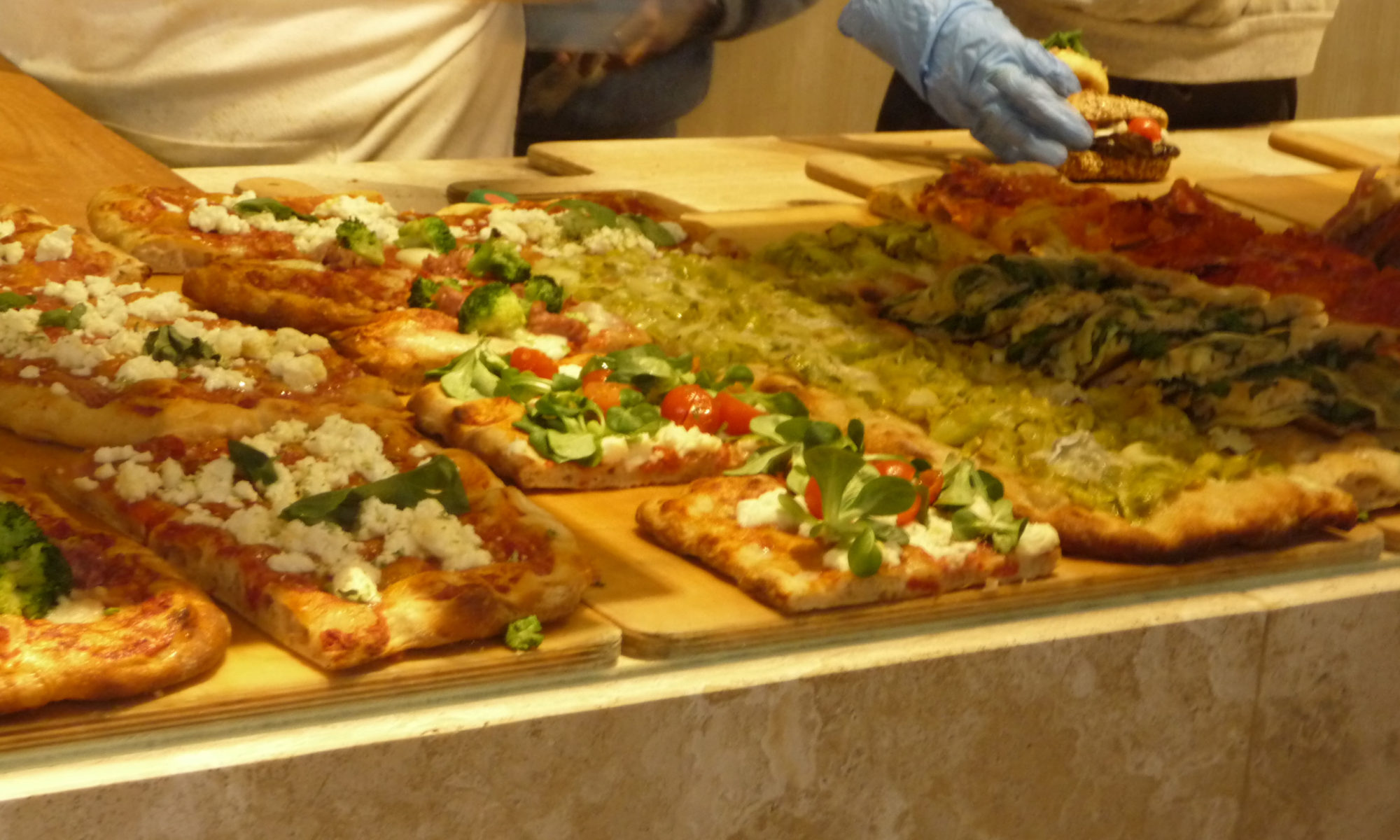 Pizza, Florence, Italie