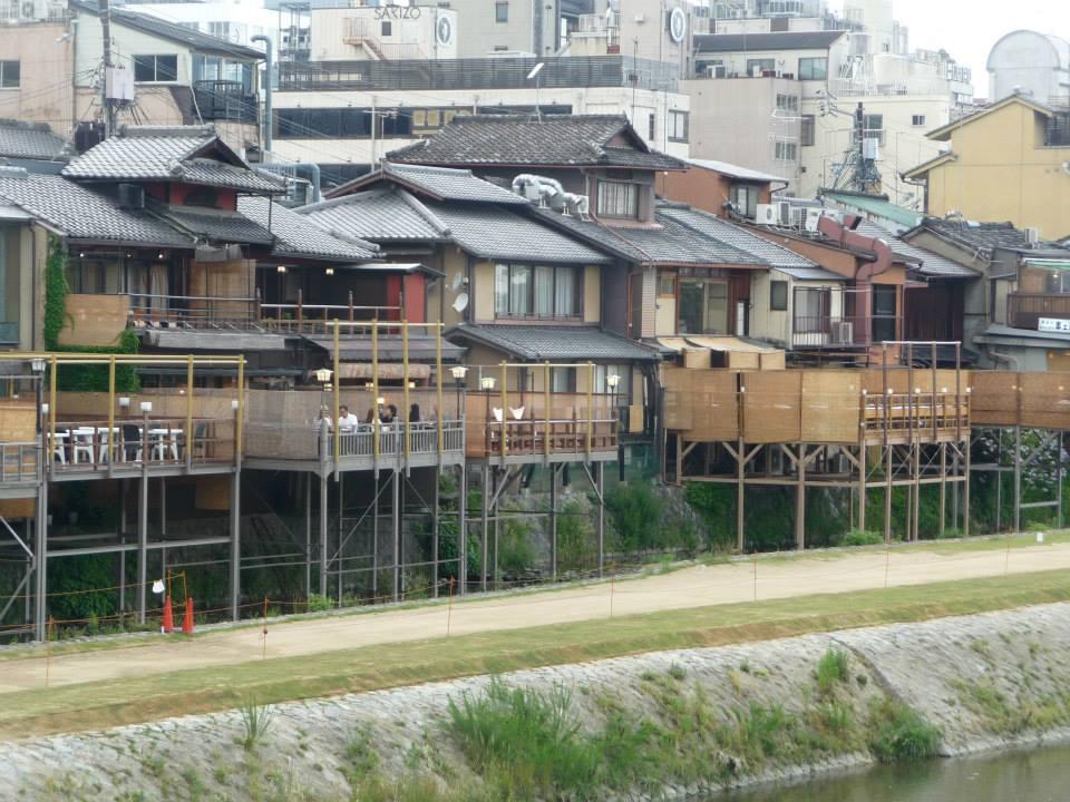 Kyoto, quartier de Pontocho