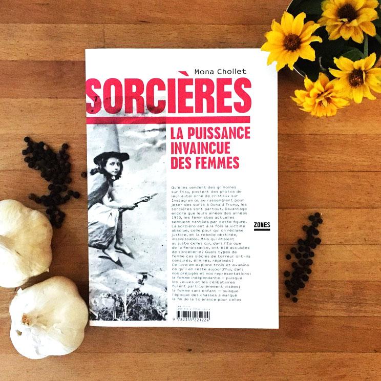 Sorcières, la puissance invaincue des femmes, Mona Chollet, éditions Zones