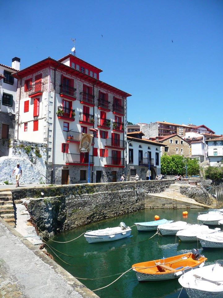 Mundaka, Pays Basque Espagnol