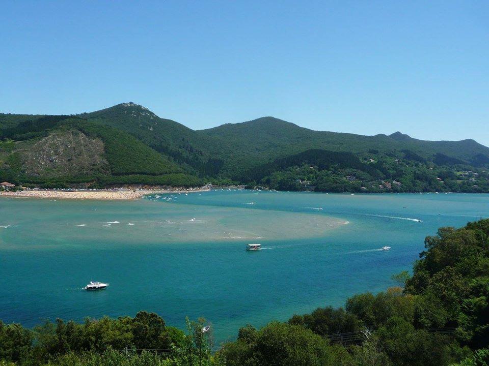 Reserve naturelle d'Urdaibai, Pays Basque, Espagne
