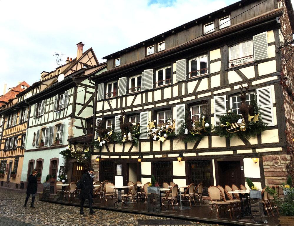 Strasbourg, ruelle