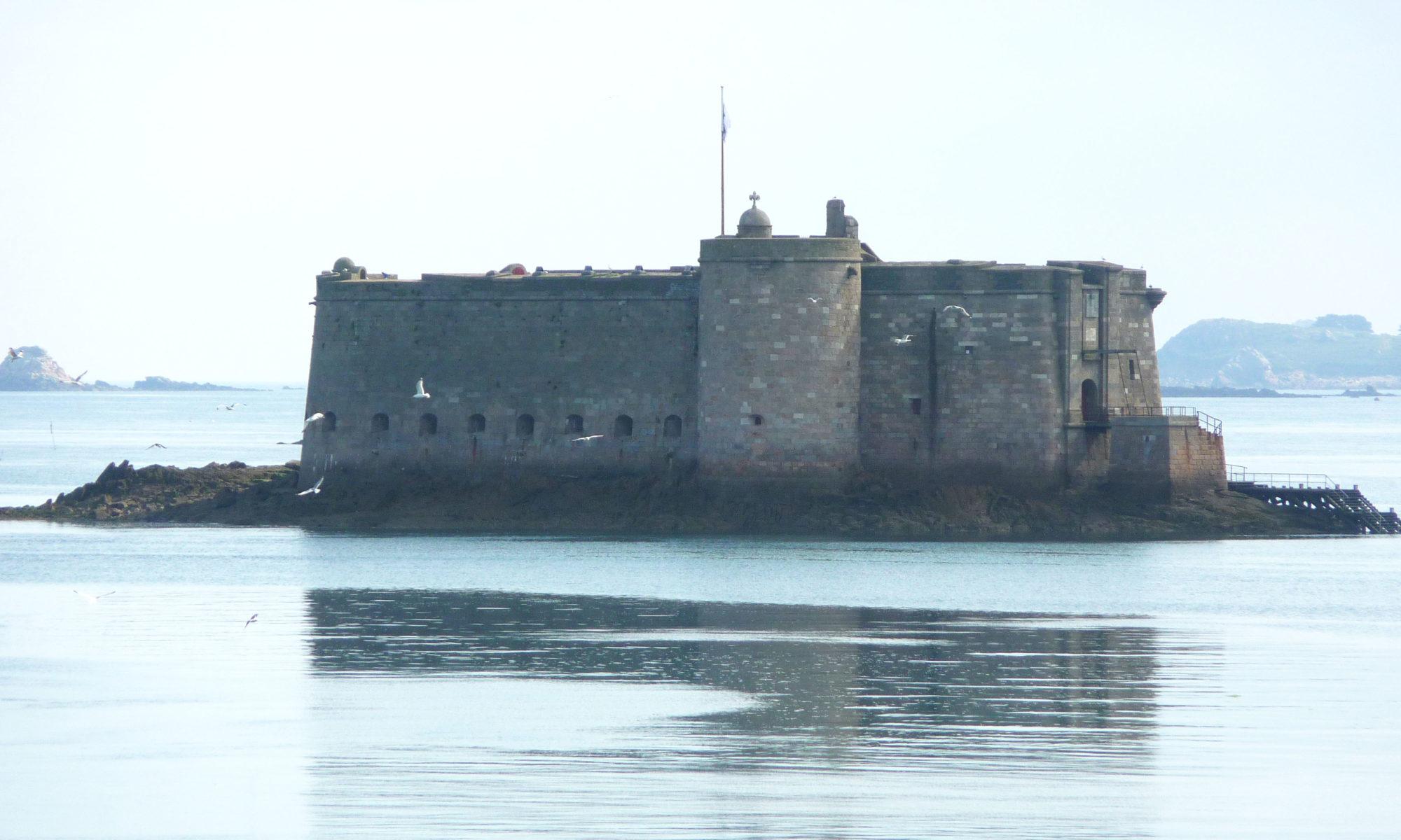 Baie de Morlaix, château du taureau