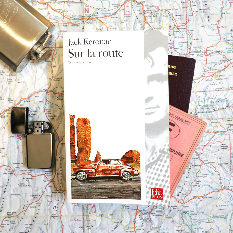 Sur la route, Jack Kerouac