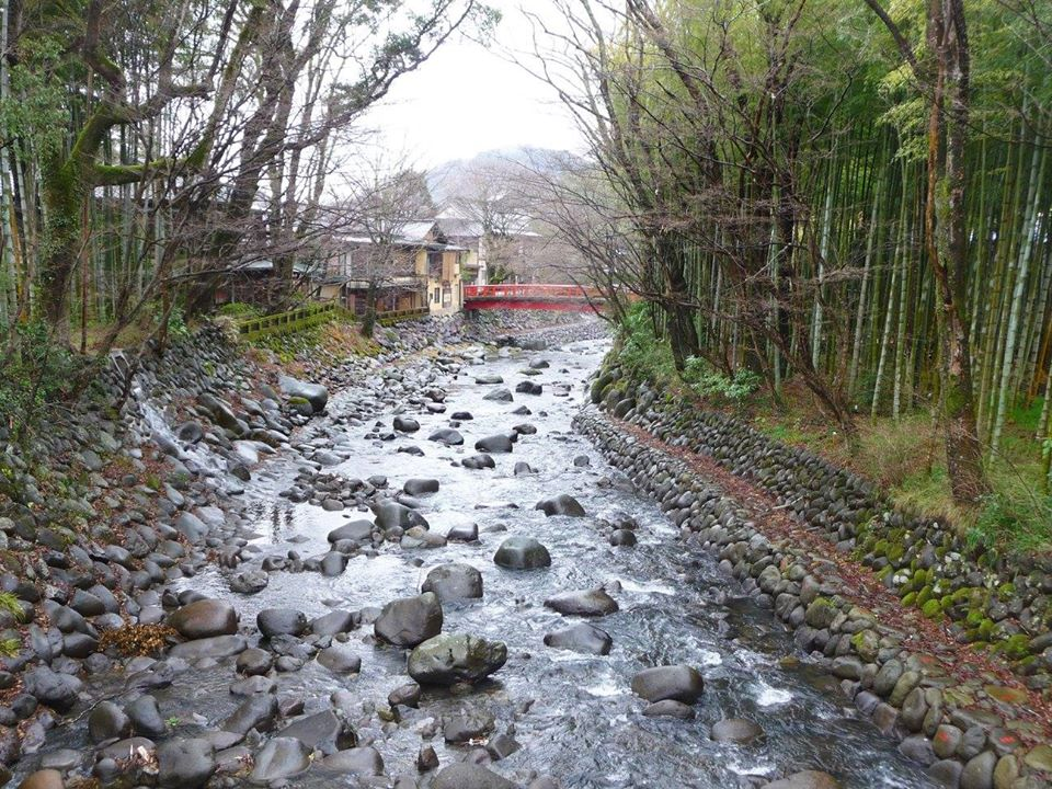 Shuzenji, Japon