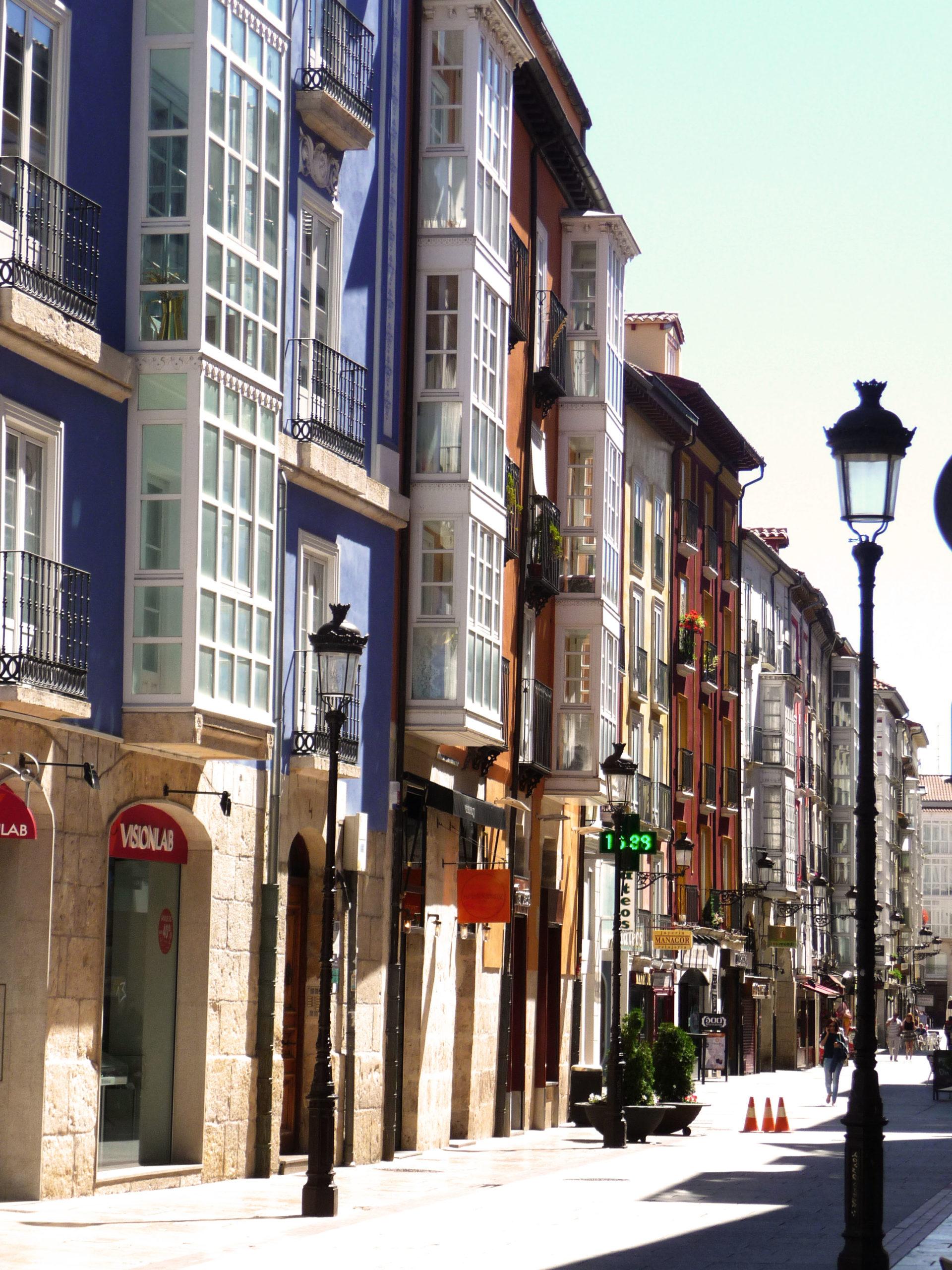 Ruelle, Burgos, Espagne