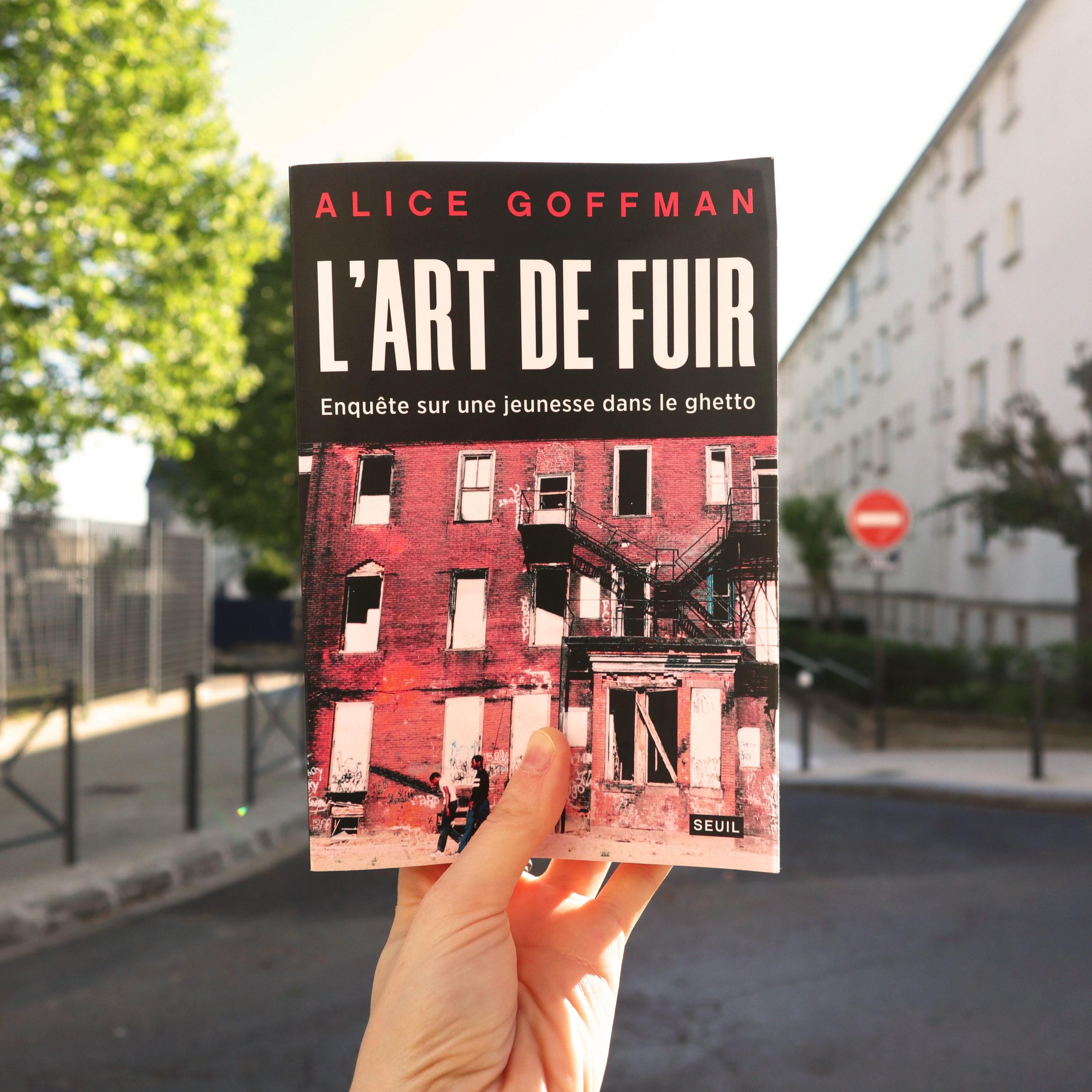 L'art de fuir, Alice Goffman, éditions Seuil