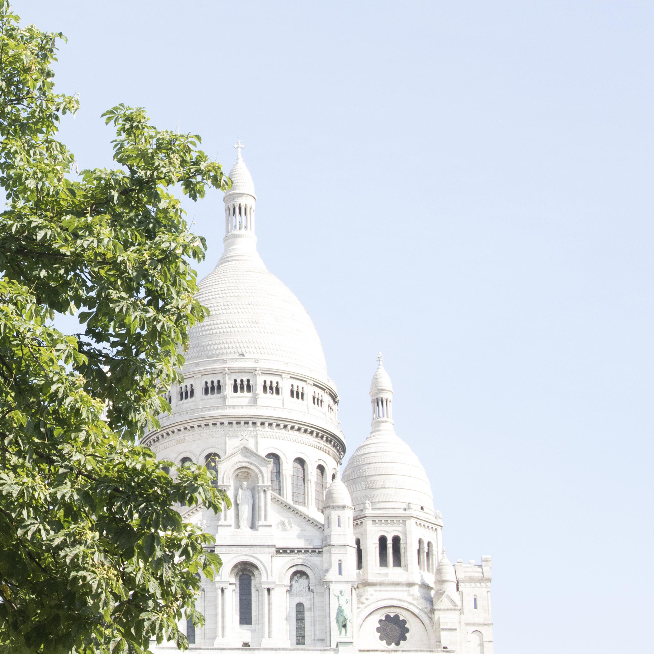 Montmartre, Sacré-Coeur, Paris