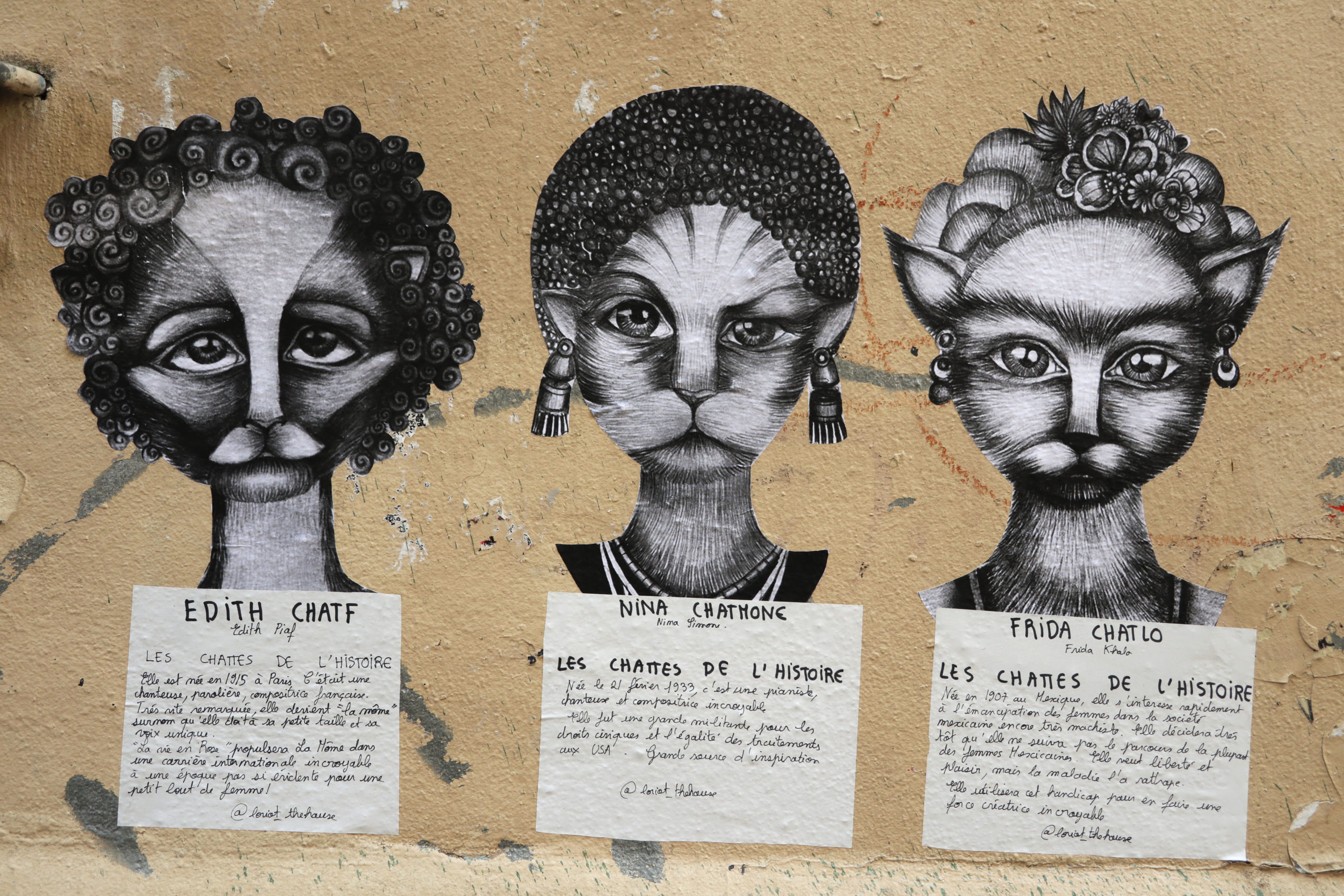 Montmartre, street-art, Paris