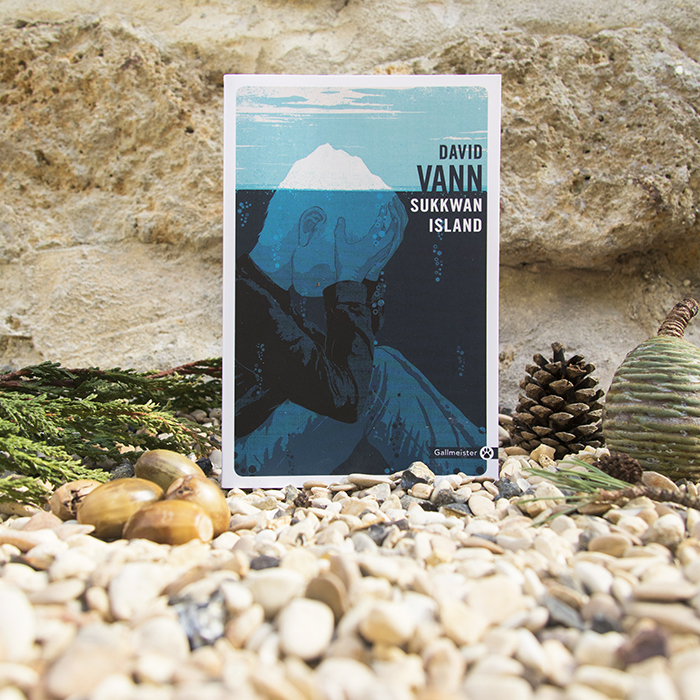 Sukkwan Island, David Vann, éditions Gallmeister