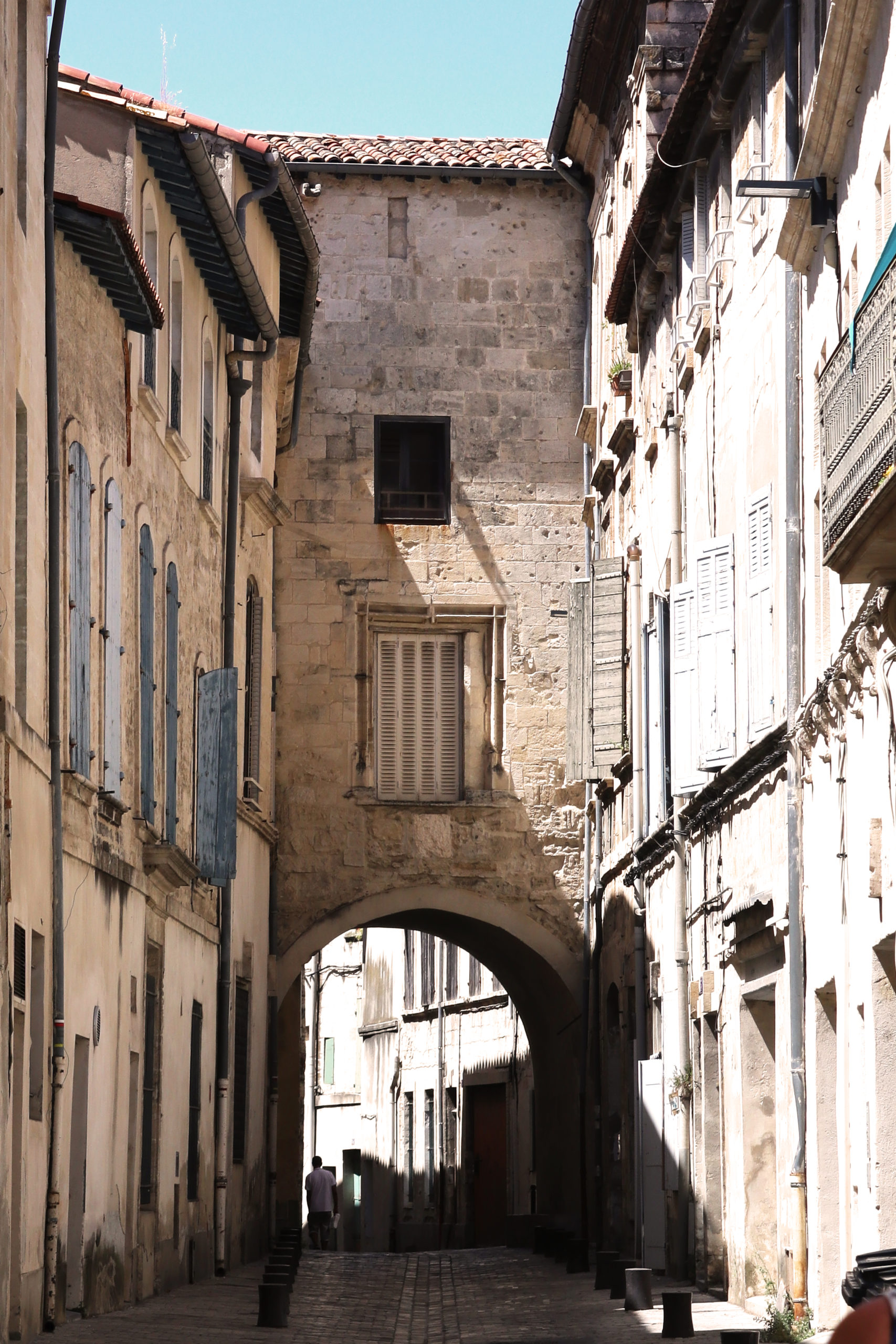 Beaucaire, ruelle