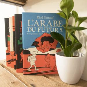 L'Arabe du futur 5, Riad Sattouf, Allary éditions